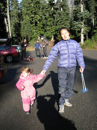 Red Mountain Hike with Corri