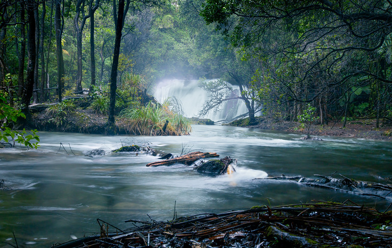 Tarawera Cascades