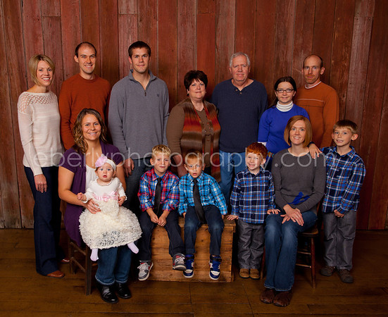 Terry Day Family 2013