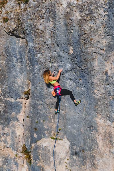 Laura Gatti, Paolo Visani - Climbers