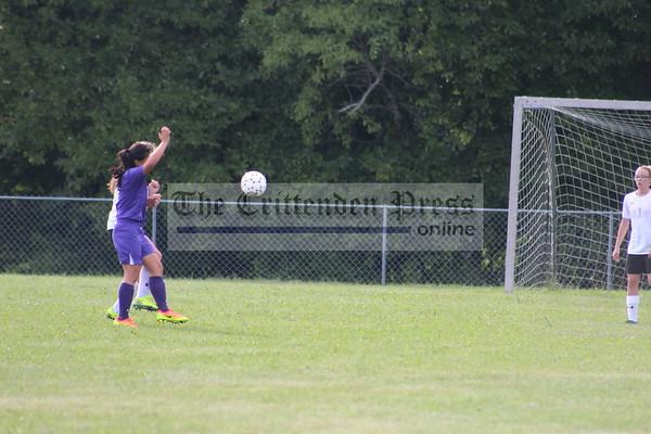 2016 Lady rockets soccer
