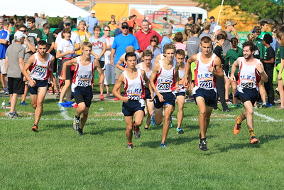 2016 Centerville HS Cross Country