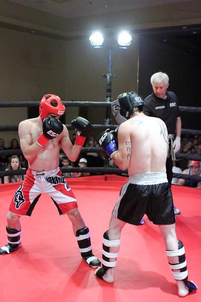 Tanner Rotert vs AJ Jensen