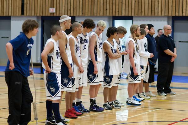 2011 Regional BBall Boys