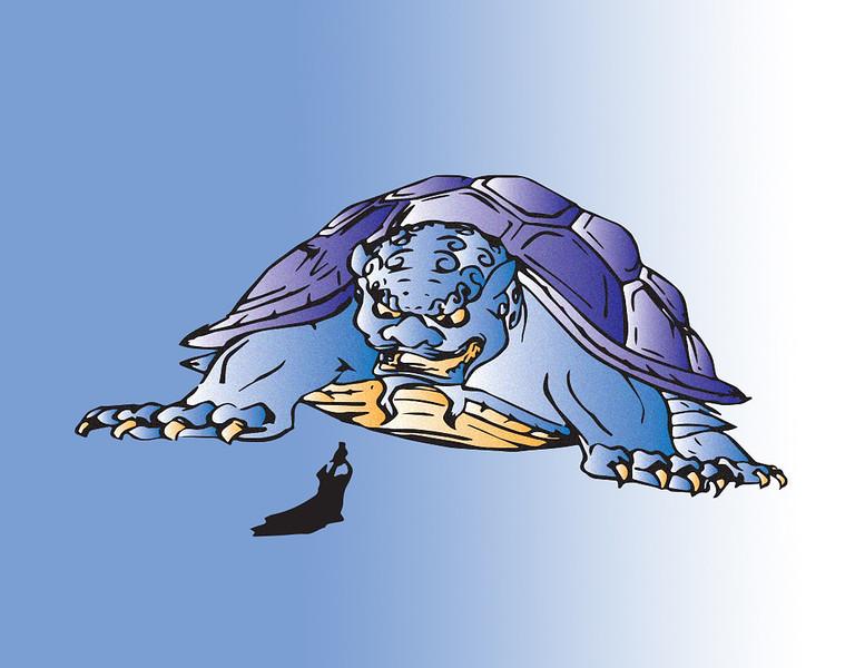 ATLA - Water Lion Turtle