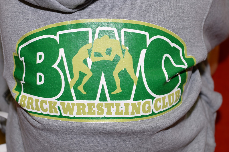 Wrestling Fundraiser at Wall Township High School hosted wrestling clubs from all over the state on 01/13/2019.(STEVE WEXLER/THE COAST STAR).