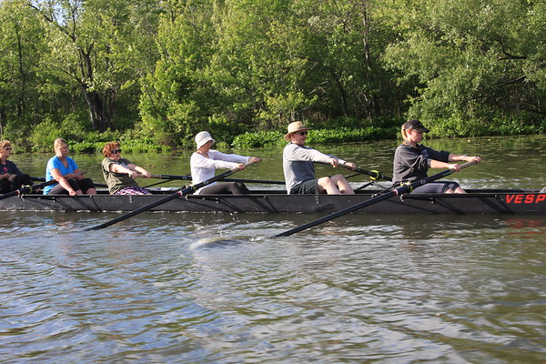 CLRA Learn to Row 2015