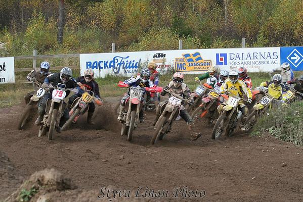 2006-10-14, Läskig vurpa på Cross KM