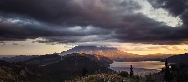 Mt. St. Helens 8.16.15