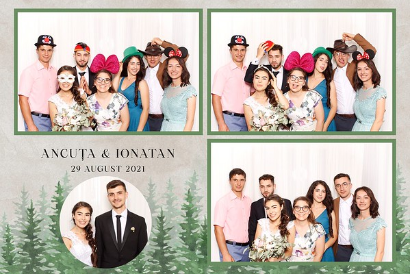 Ancuta si Ionatan - Nunta - 29 August 2021