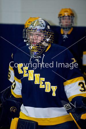 2013-01-03 JFK Hockey Boys Varsity @ Robbinsdale Armstrong