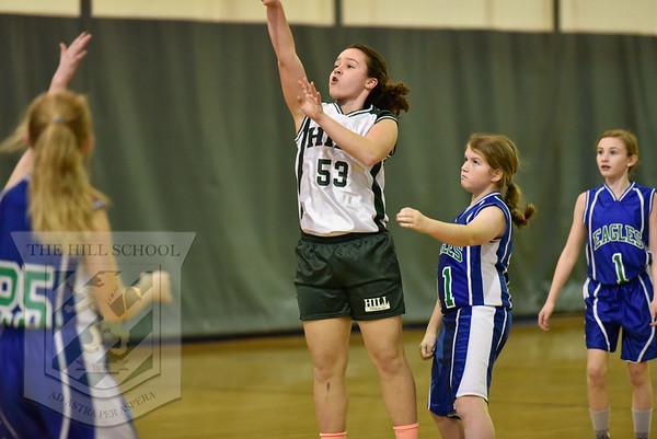 JV Girls White & JV Girls G Basketball 2-2-2016