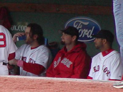 Red Sox, May 8, 2005