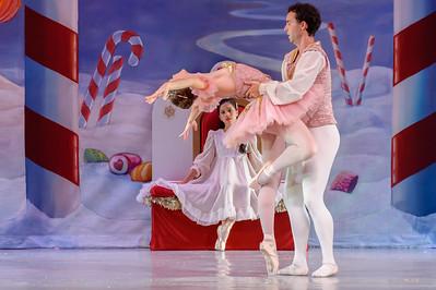 PDV Ballet - Nutcracker Rehearsal Nov. 25