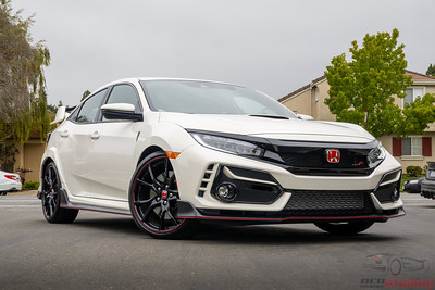 2020 Civic Type R - Championship White - Front End PPF