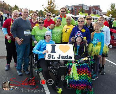 St.Jude Walk 2014