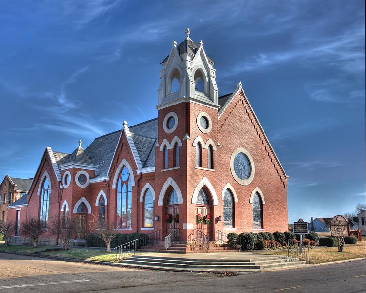 Demopolis Methodist Church