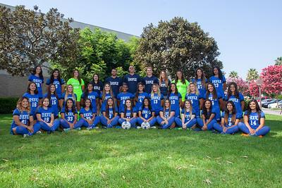2018 HIU Women's Soccer