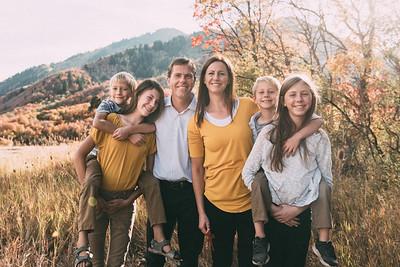 Erickson Family 2020