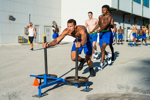 FGCU MBB Summer Conditioning