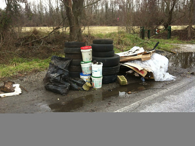 12.29.12--12.30.12 Hammonds Ferry Rd in Baltimore County