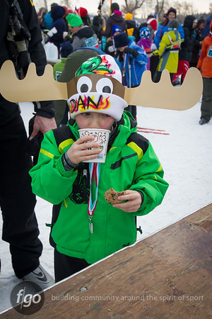 2014 City of Lakes Loppet - Saturday Events