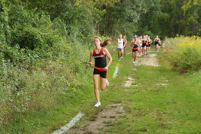 Cross Country Girls/Boys Northville Salem 9.17.2019