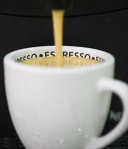 My nespresso