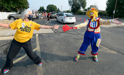 Photos: Senior Appreciation Drive Through in Longmont