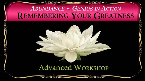 Abundance - Genius in Action, October 2015