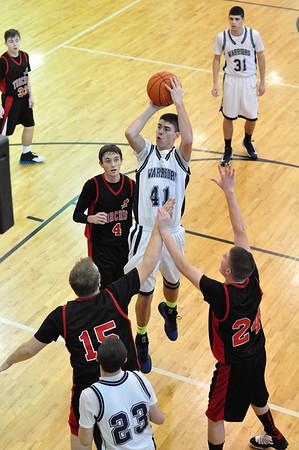 Boys Varsity Basketball 2012-13 Season