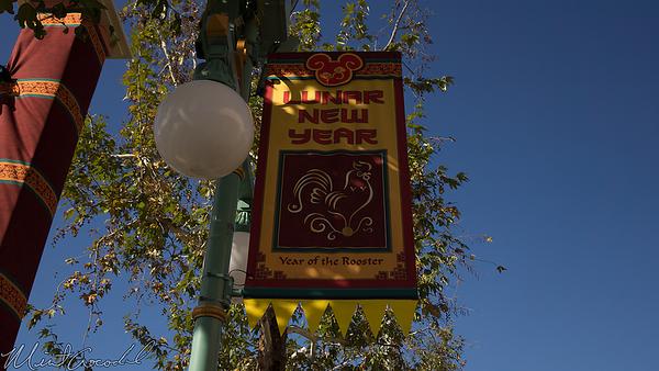 Disneyland Resort, Disney California Adventure, Paradise Pier, Paradise, Pier, Lunar, New, Year, Lunar New Year