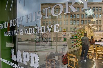 Skid Row History Museum