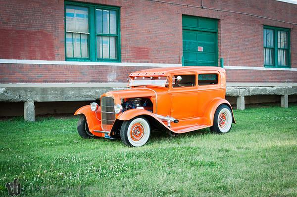 Dan's 1930 Ford Sedan