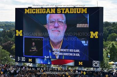Video Board Photos - Iowa 2019