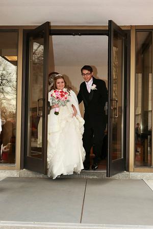 Katie and Ameron Baer Wedding