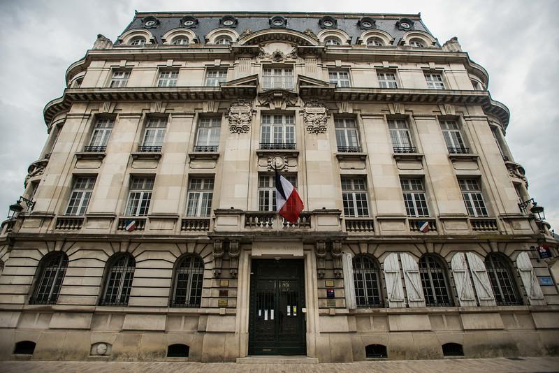 Mason Des Armees - Orleans, France