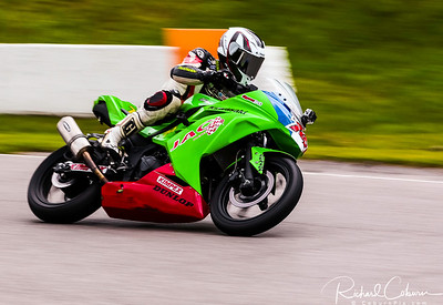 Combined Kawasaki Ninja 300 and Bickle Racing Lightweight SportBike Practices