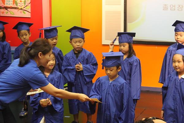Toddler Town Graduation 2012
