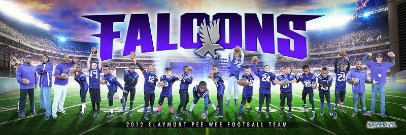 Claymont Falcons