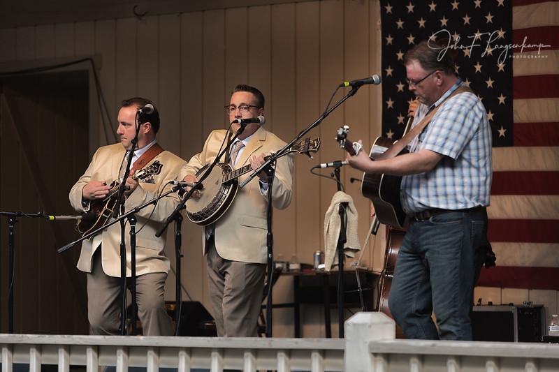 Feller & Hill & The Bluegrass Buckaroos