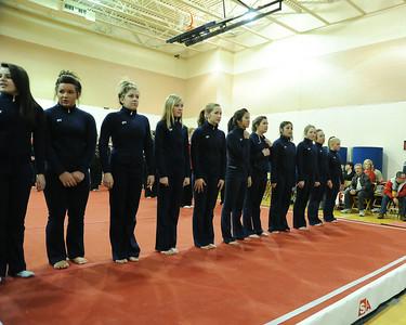 Gymnastics 1-19-11