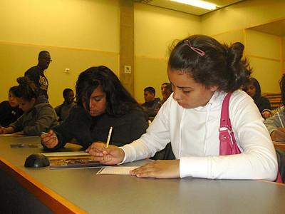 UC Merced Visit-Sophomores