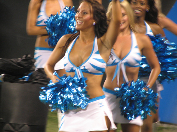 Panthers vs. Titans August 28th 2010