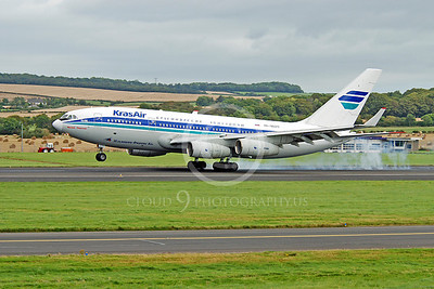 Kras Air Ilyushin IL-96 Airliner Pictures