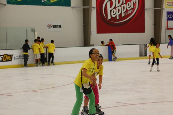 2013 Summer Camp Ice Ski