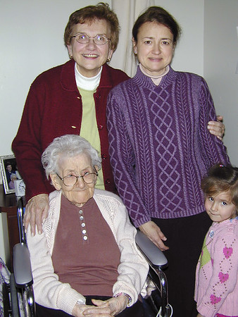 Four Generations, March 6, 2006