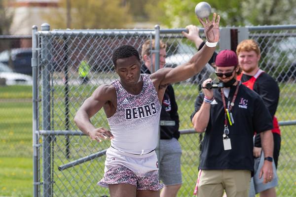 Bears Track and Field - Kenny Randle Invitational - 04-17-2021