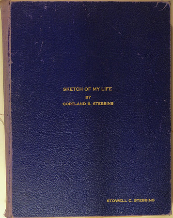 Images from folder Cortland Bliss Stebbins A Sketch of My Life