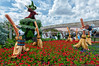 Fantasia Topiary<br /> Fantasia Topiary, Flower & Garden Festival 2012 - Epcot
